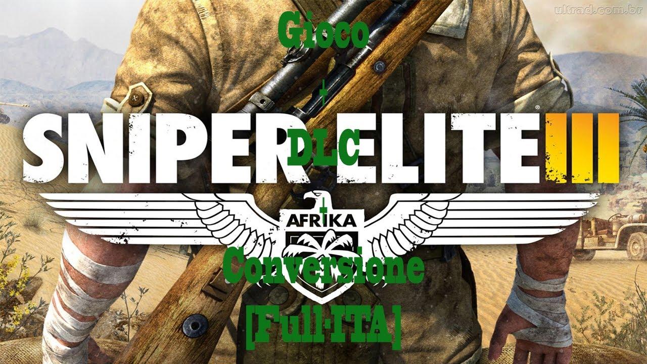 Sniper elite 3 pc patch download