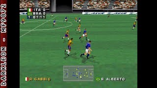 PlayStation - Alexi Lalas International Soccer (1998)