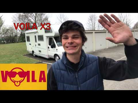 Comment vit-on dans un camping-car en France ? Vie camping car 1 Le film :)