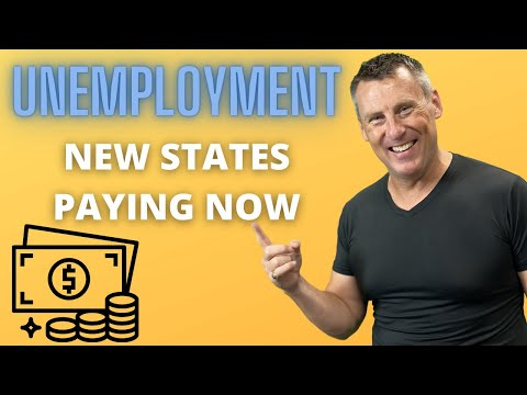 Unemployment Update 9-21-20: BREAKING NEWS More States Paying $1,800 & $2,400 Unemployment Benefits!