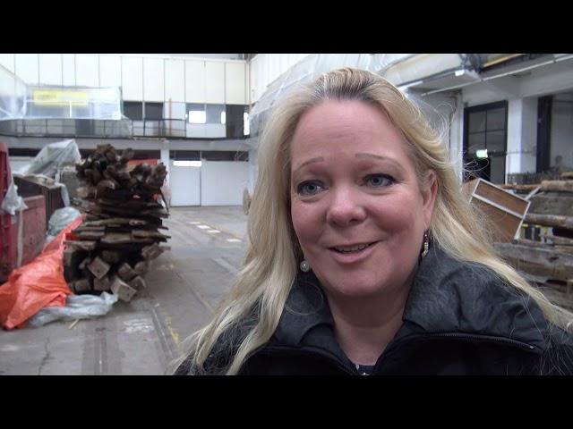 Gedeputeerde Hester Maij steunt vogelbeschermers Red de Grutto