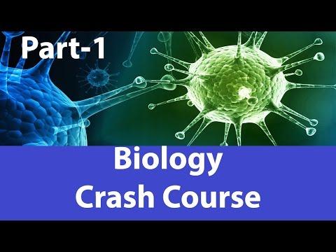 जीवविज्ञान Biology Crash Course (1/13) : Classification of organisms | The Cell | SSC CGL 2017