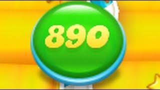 Candy Crush Soda Saga Level 890 NO BOOSTERS