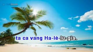 [Karaoke TVCHH] 033 - TÔN VINH CHA - Salibook