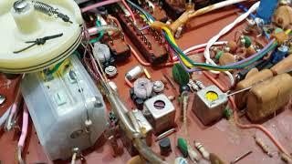Eski radyolara ibre ipi nasil takılır  ( NORDMENDE radyo ya ip nasıl takılır )