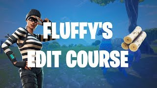 Fortnite Warm Up Course | (Editing, Building & Aiming Practice)