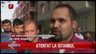 Atentat la Istanbul