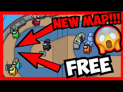 HOW TO UNLOCK THE NEW MAP!!! | (Before update) | Among Us