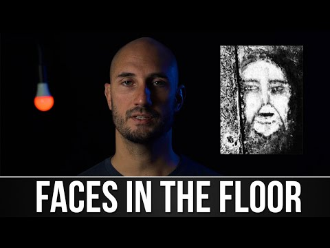 FACES IN THE FLOOR