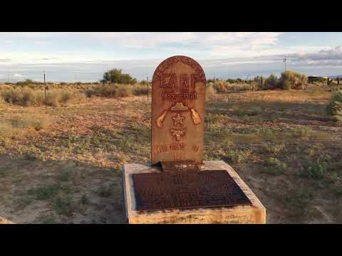 Warren Earp's Grave in Wilcox, AZ Mp3