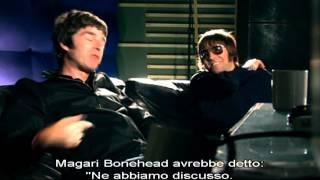 [39 min] OASIS - Lock the Box - intervista completa a Liam e Noel (sottotitoli in italiano)