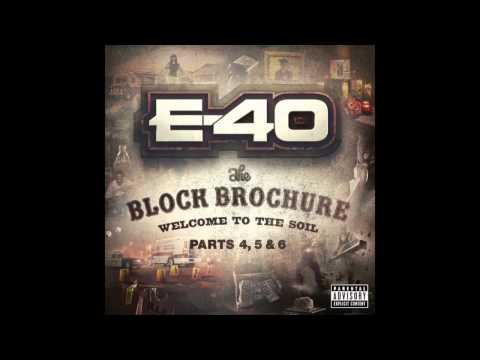 "E-40 ""Bamboo"""