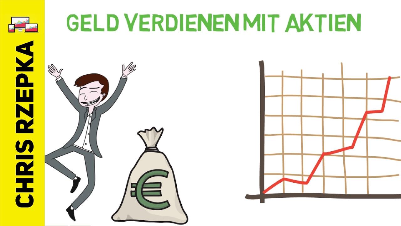 Grundlagen Investieren In Aktien Wie Funktionieren Aktien Geld Verdienen Mit Aktien