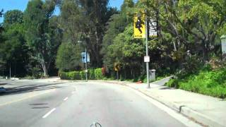 Sunset Boulevard tour in Holmby Hills, California. Real Estate- http://www.ChristopheChoo.com