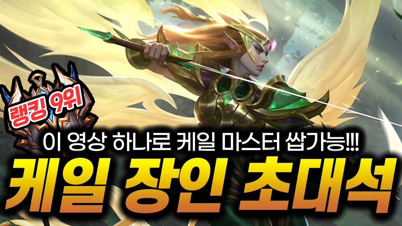 대깨 케일 마스터의 꿀팁 대방출!! / 롤토체스 / 케일 장인 초대석