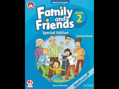 Family And Friends Grade 2 Special Edition CD 1