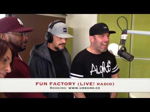 Fun Factory (Live - radio show Slovakia)