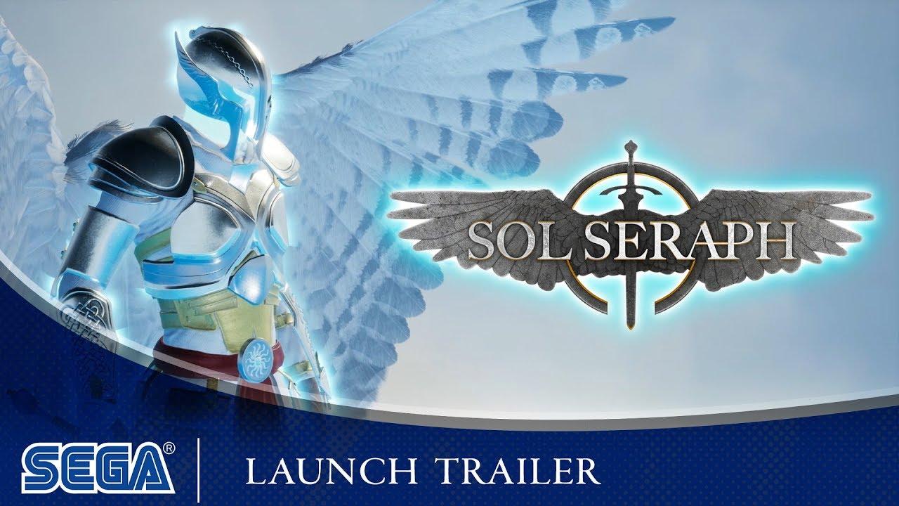 SolSeraph | Launch Trailer (UK)