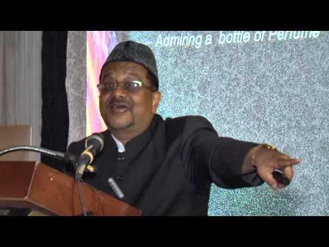 1st Moharram Lecture - Intro Medina Society - Dr. Hasnain Walji