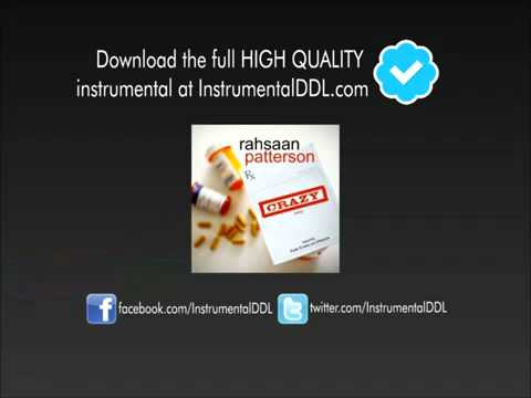 Full Rahsaan Patterson feat - Crazy (Instrumental) Free Download - YouTube.flv
