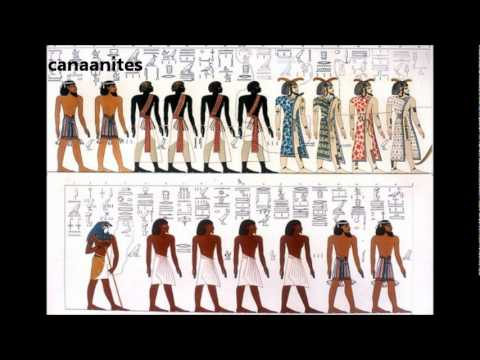 How did Canaanites look like? شكل الكنعانيين - YouTube