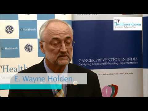 E. Wayne Holden, President and CEO - RTI International