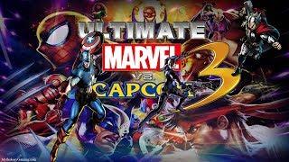 Ultimate Marvel Vs. Capcom 3 - PC Gameplay - 4k 60fps