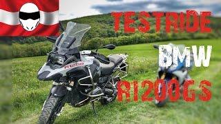 4# TESTFAHRT // BMW R1200GS Adventure // Bike für alles?