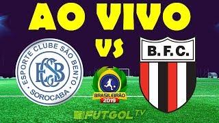 SÃO BENTO 0x1 BOTAFOGO-SP | CORITIBA 0x0 LONDRINA | BRASILEIRÃO SÉRIE B | 3ª RODADA | 09/05/2019