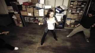 Sayaka Pereira vs 4 Bad Ass Fight Scene (No Music)