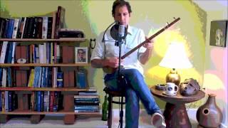 RICCI BROOMANDAN: (SETAR & VOCAL) WORDS: AHMAD SHAMLOU