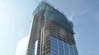 3 World Trade Centre Construction Update October 30th 2016