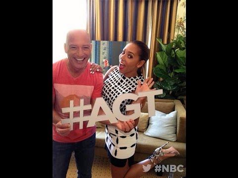 Funny and Cute Moments of Hel part 3 (Howie Mandel and Mel B)