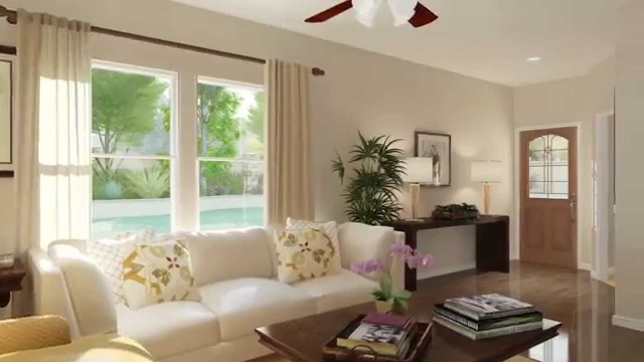 New Homes By Del Webb Taft Street Floorplan Youtube