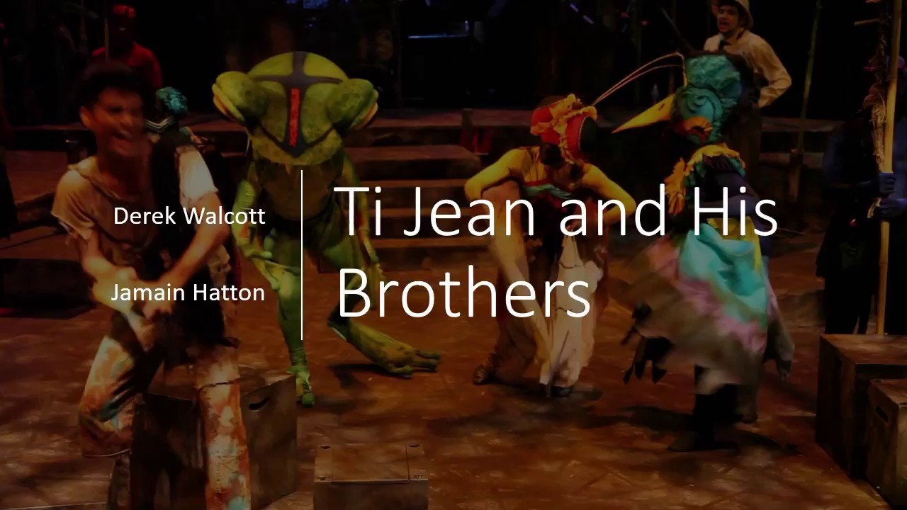 Ti-Jean and His Brothers essays