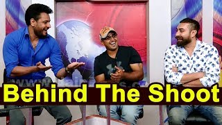 Daakuan Da Munda : Behind The Shoot   Dev Kharoud   Mintu Gurusaria   Lucky   Dainik Savera