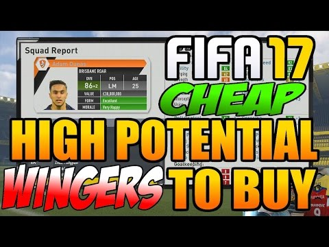 FIFA 17 Career Mode Best Cheap Young Wingers To Buy: The Cheap Martial!