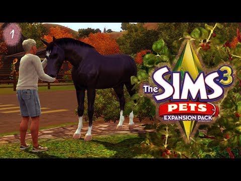 The Sims 3 Питомцы #1 Сельская жизнь