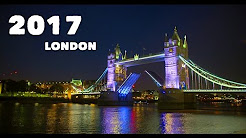 London 2017 Events Calendar Highlights