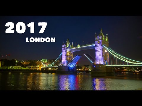 London 2017 Events Calendar Highlights
