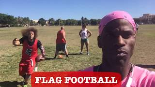 Flag Football Sundays at Liberty Station