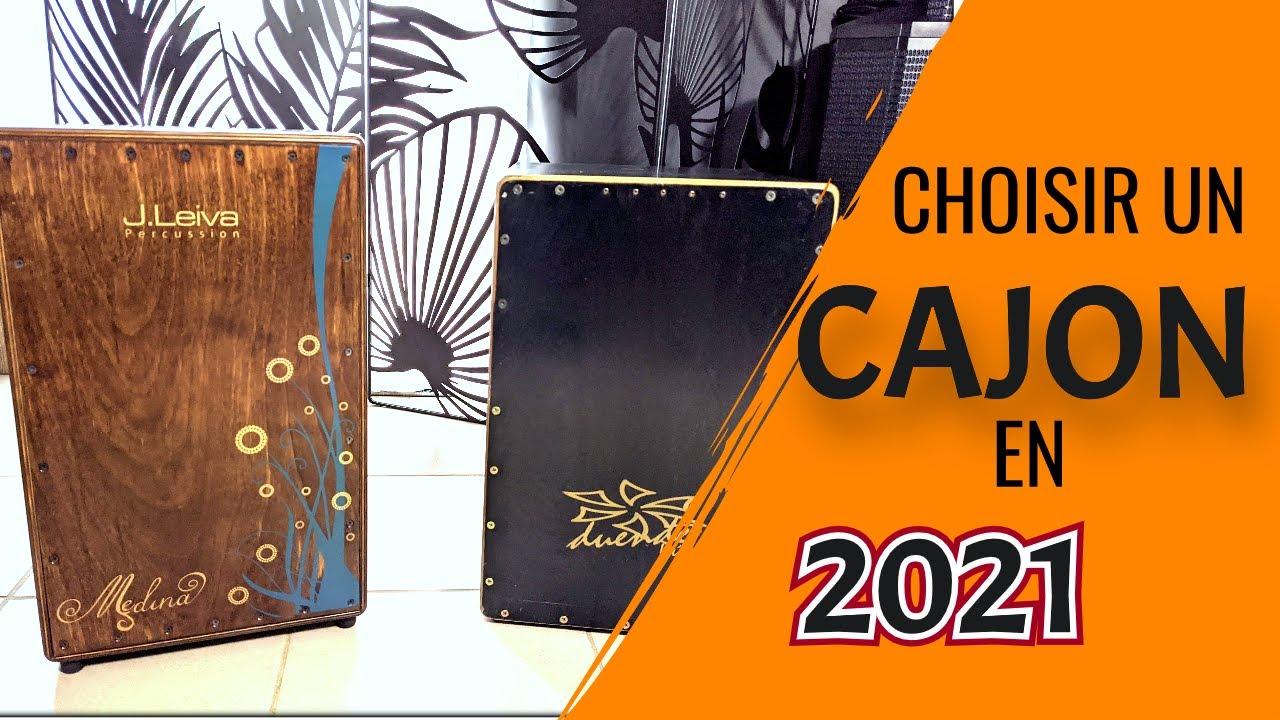 Choisir un cajon en 2021