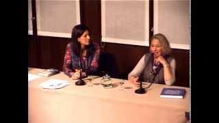 Angela Terzani presenta