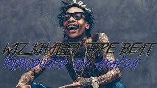 "Wiz Khalifa Type Beat ""Bluffin"" | Prod. by aka1da *Free Beat/ DL*"