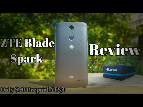 ZTE Blade Spark Video clips - PhoneArena