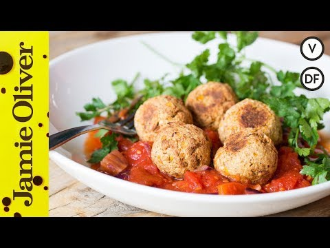 Vegetarian Meatballs | Happy Pear & Tim Shieff | #FoodRevolutionDay