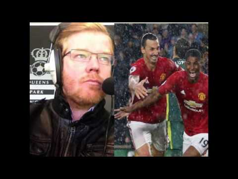 Adrian Durham RANT About Mourinho, Ibrahimovic & Rashford. Mourinho Has Not Helped Rashford. 21-4-17