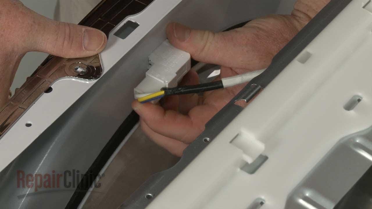 Samsung Dryer Door Switch Replacement #DC64-00828A