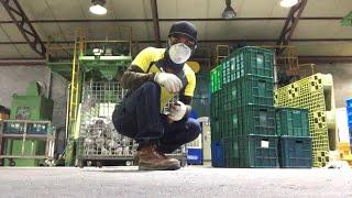 Ngintip Sebentar Tki Korea Doyan Kerja Di Pabrik SULTAN || #VLOG39