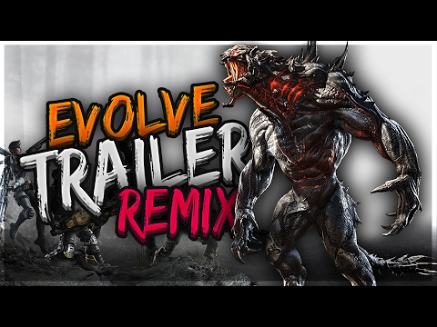 Game Trailer: Evolve